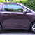Scion iq passenger side exterior