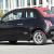 Fiat 500c side rear