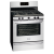 Frigidaire gallery fggf3032mf 30 inch freestanding gas stainless steel range
