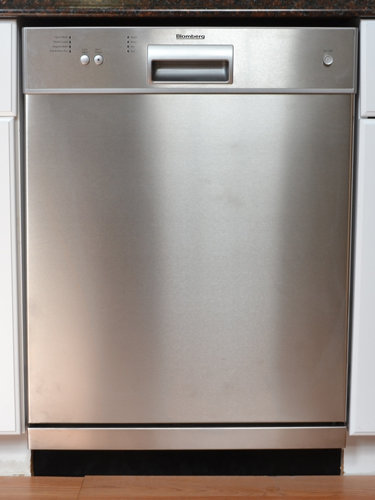 blomberg dw14140nbloo stainless steel built in dishwasher review dishwashers. Black Bedroom Furniture Sets. Home Design Ideas