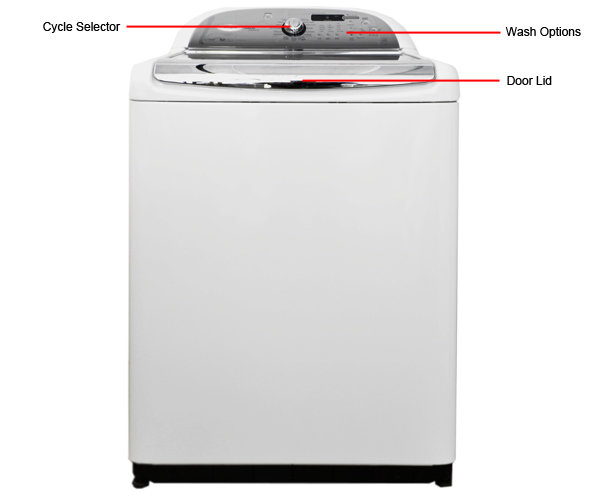 how to clean a whirlpool cabrio washing machine