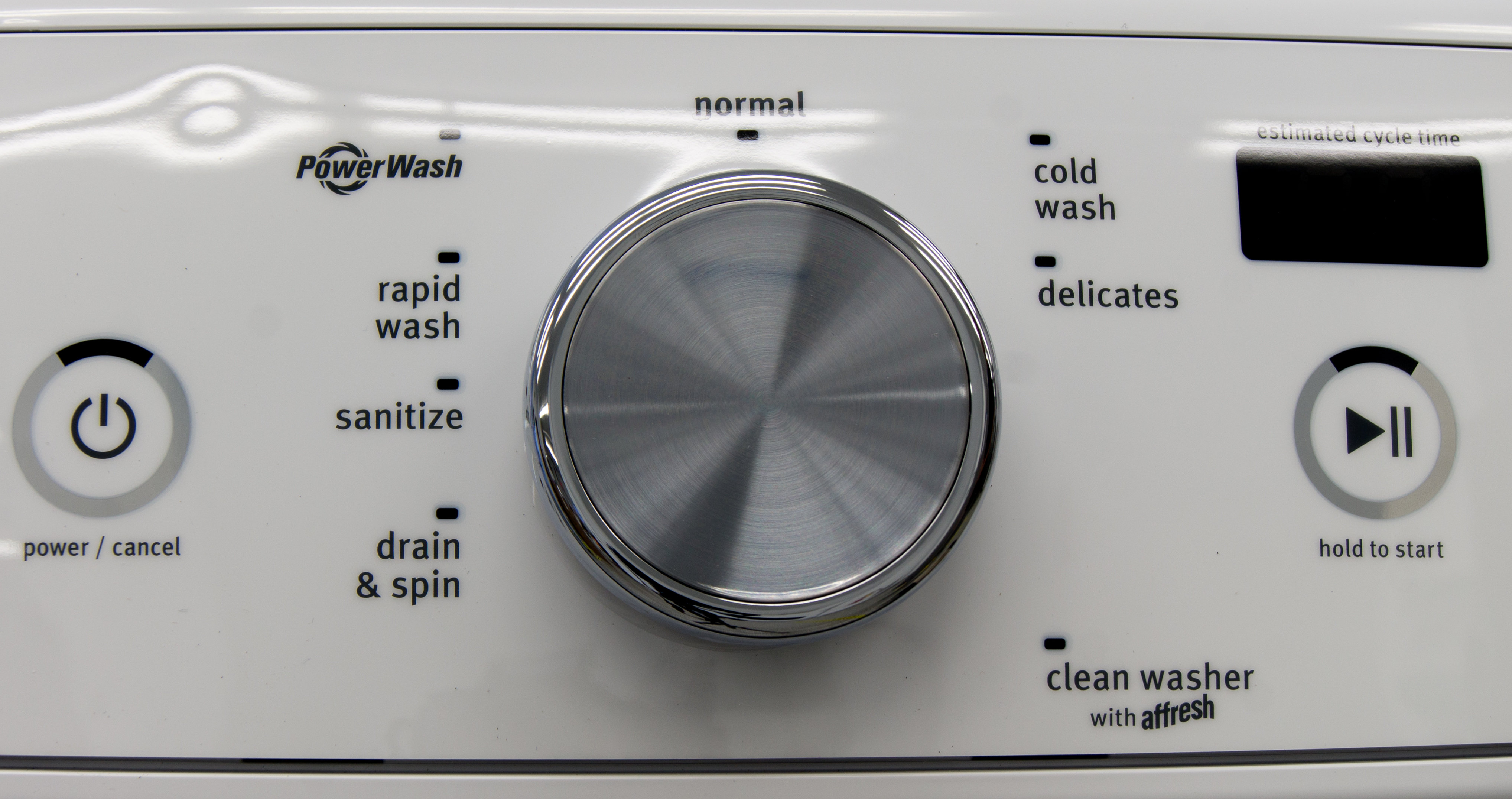 The 3100 has Maytag's excellent PowerWash cycle.