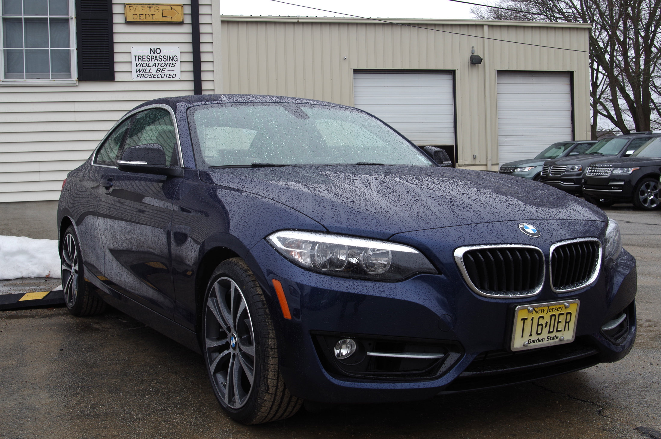 2015 BMW 228i xDrive Review High Hopes and Flat Tires  Reviewed
