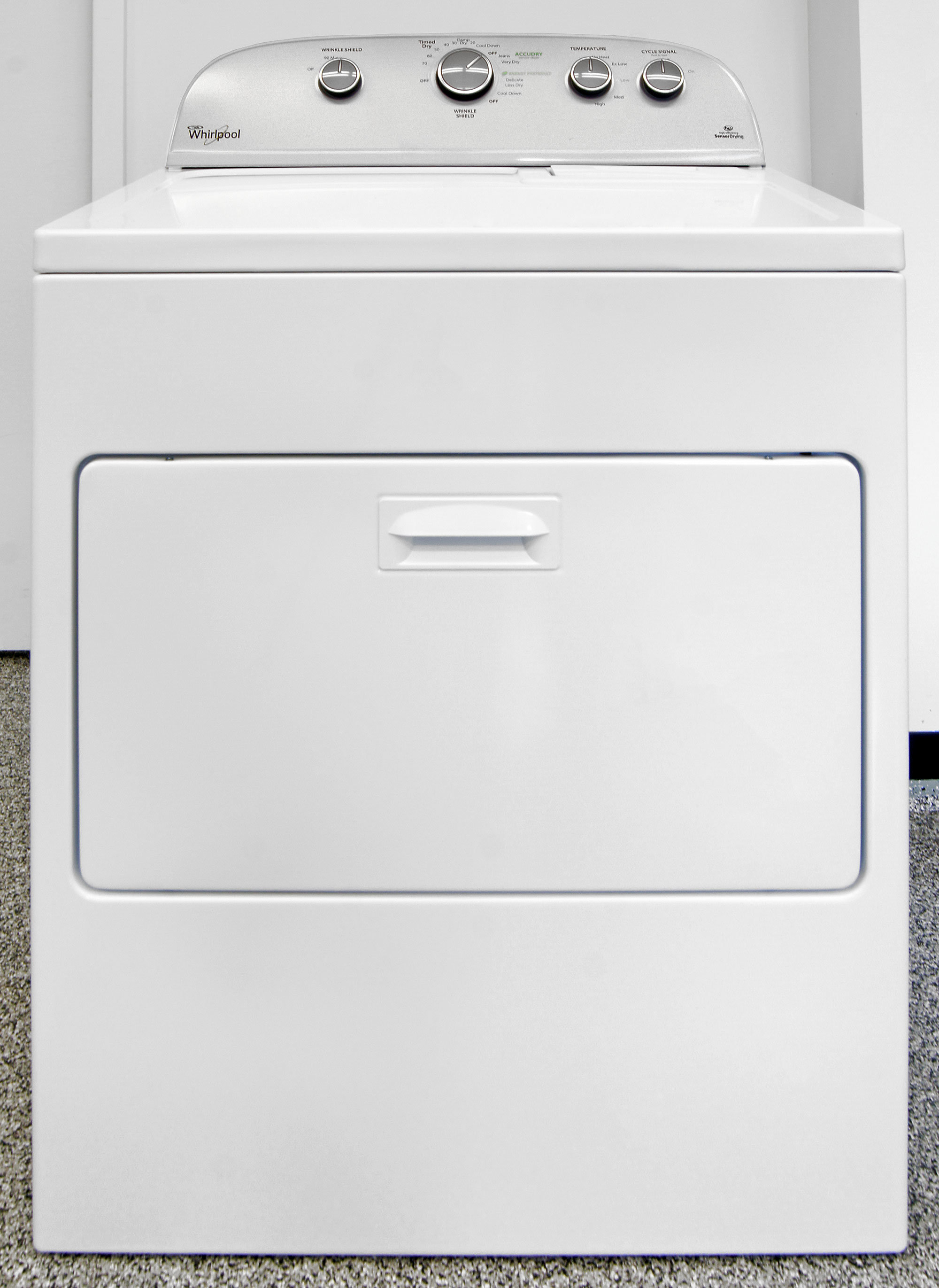 Whirlpool WED5000DW Dryer Review - Reviewed.com Laundry