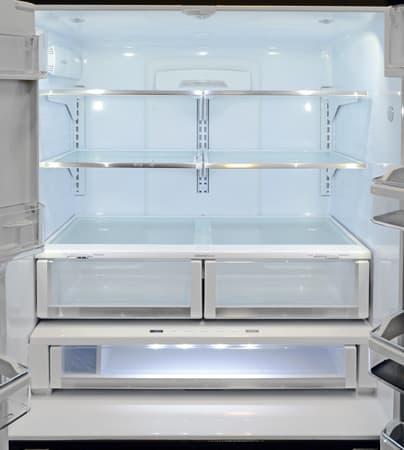 Ge Cafe Cfe29tsdss Refrigerator Review Reviewed Com