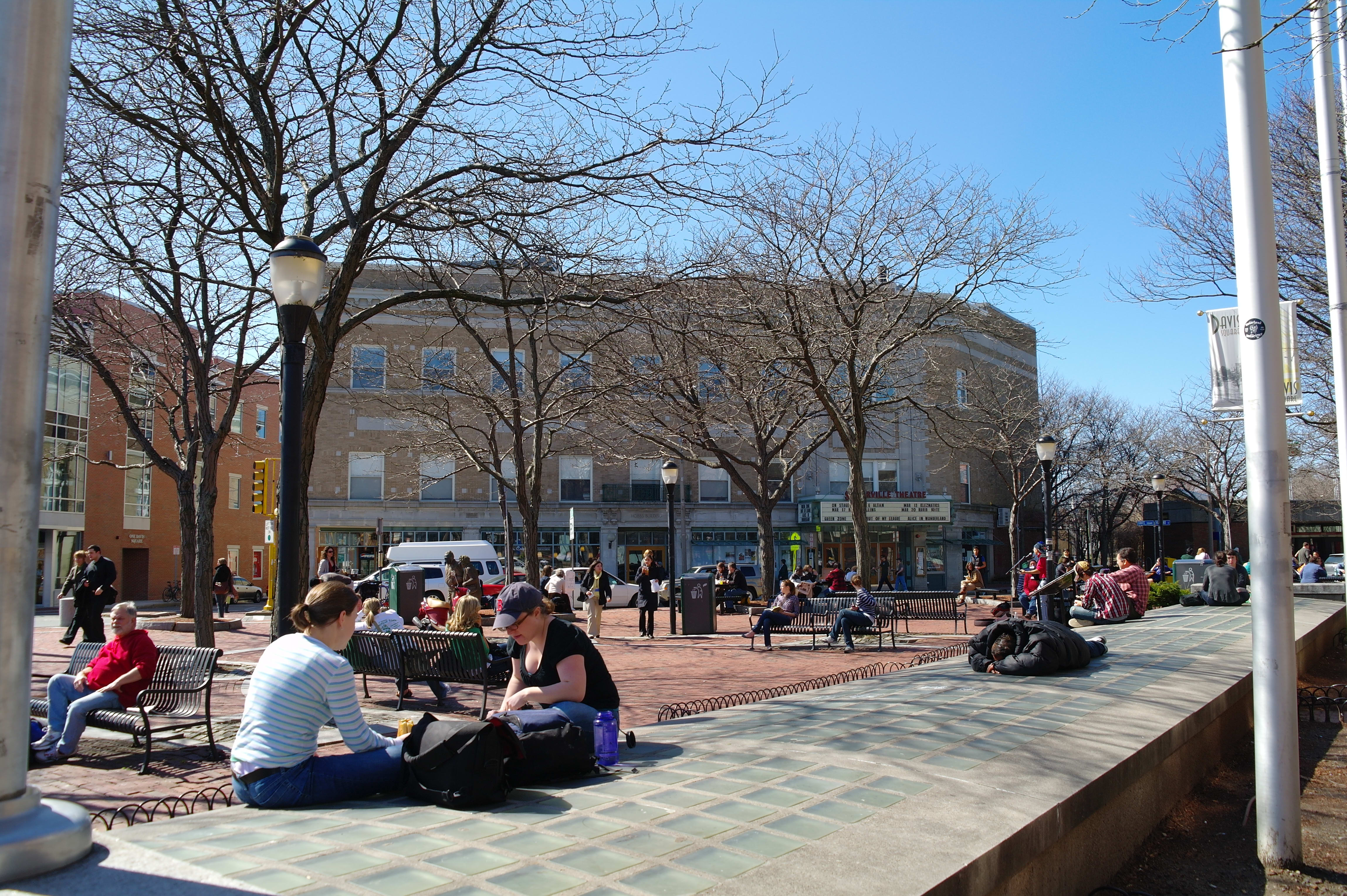 City Square Sample