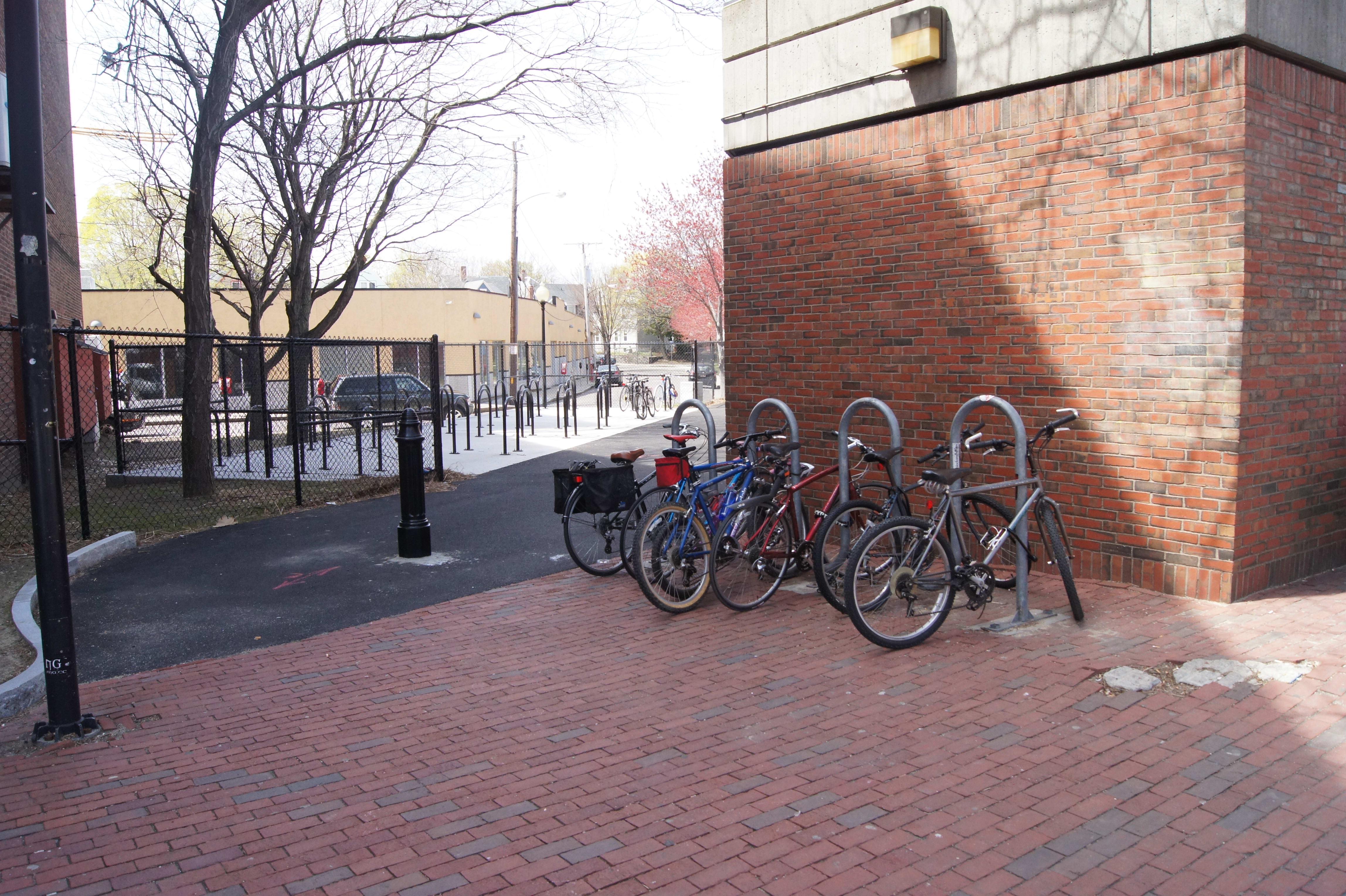 Bricks and Bikes Sample