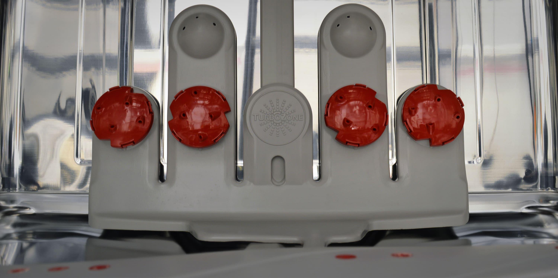 Kenmore 13403 Turbo Zone closeup