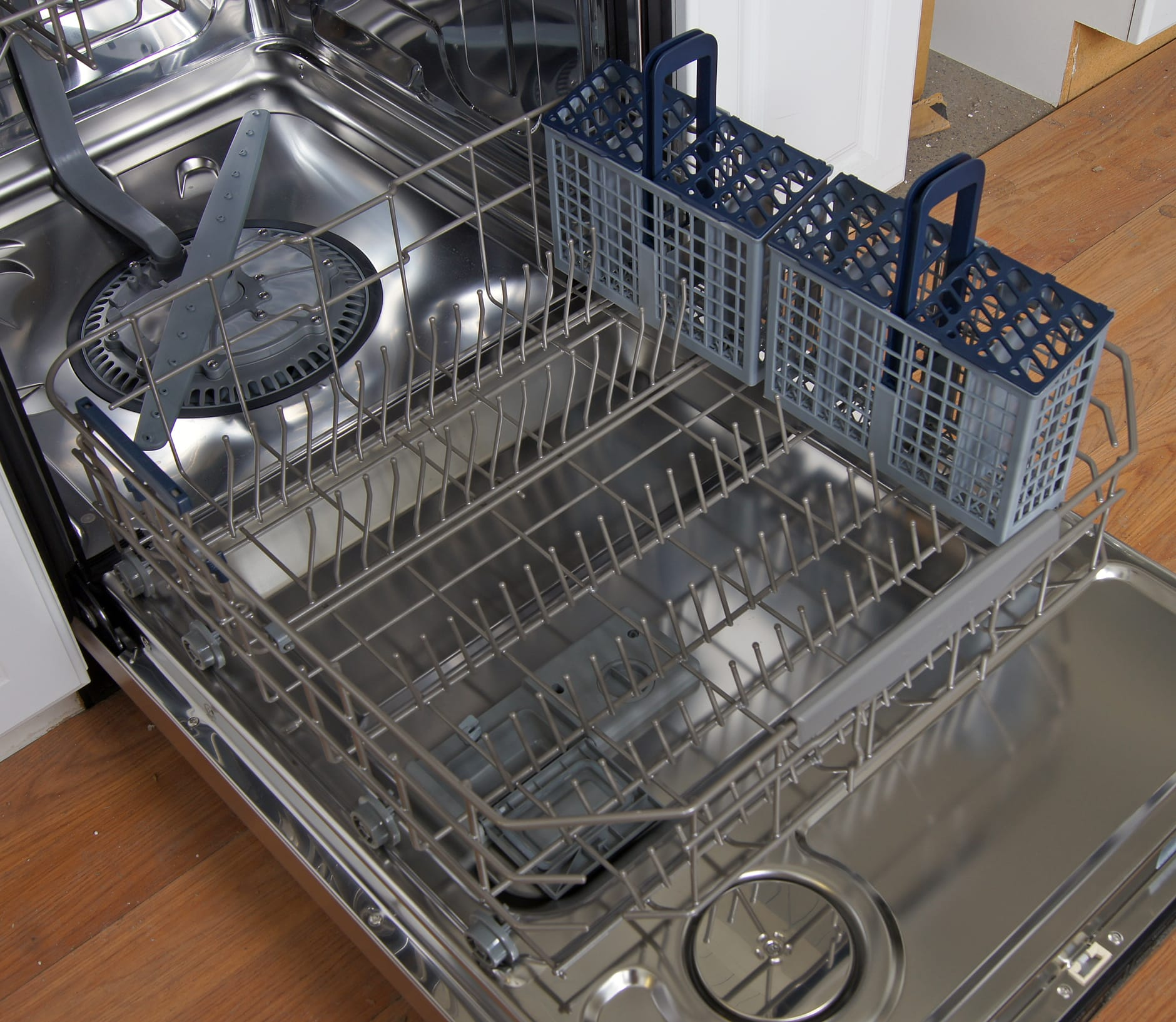 Samsung Dw80f600uts Dishwasher Review Reviewed Com