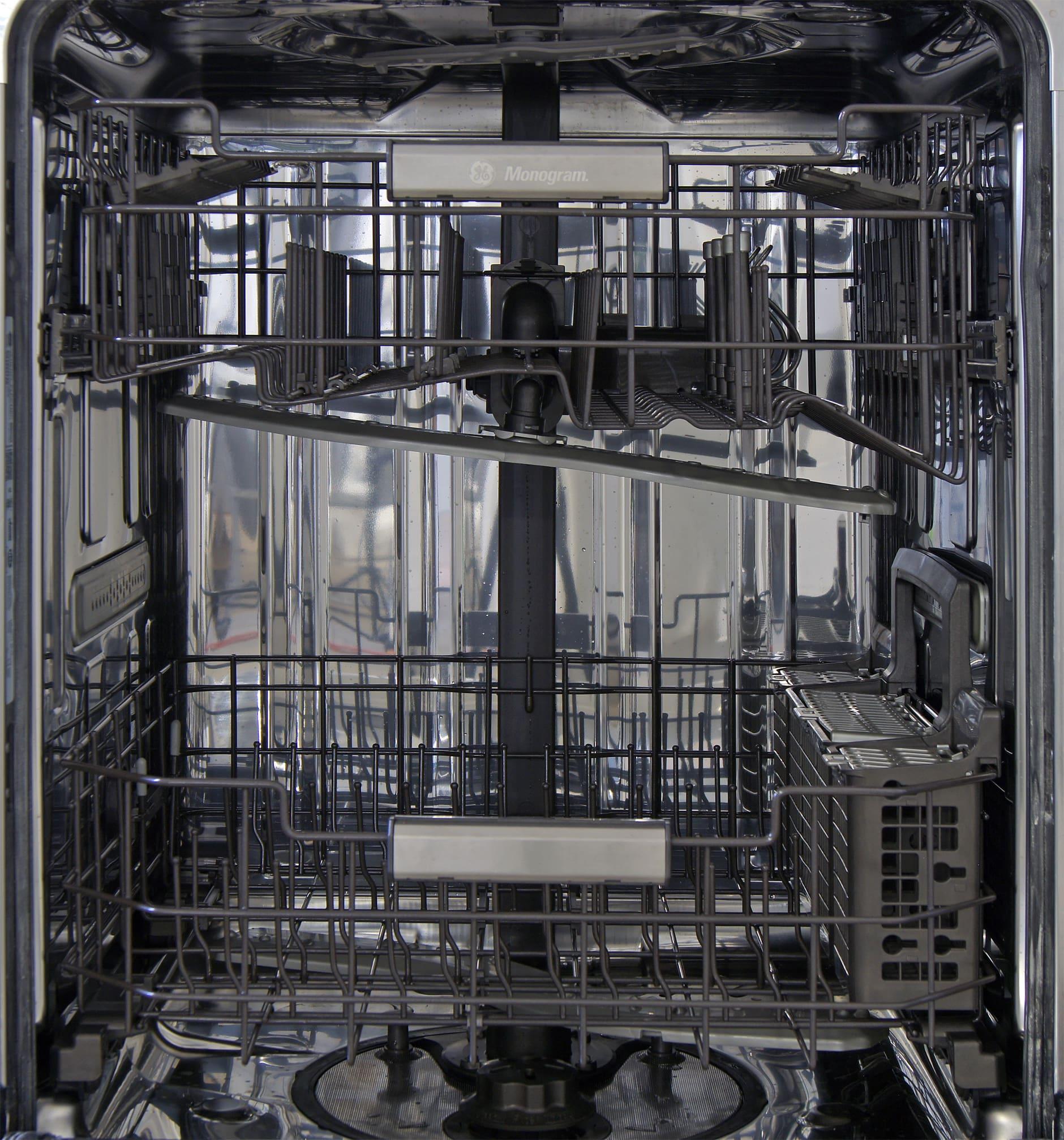 GE Monogram ZDT800SSFSS interior