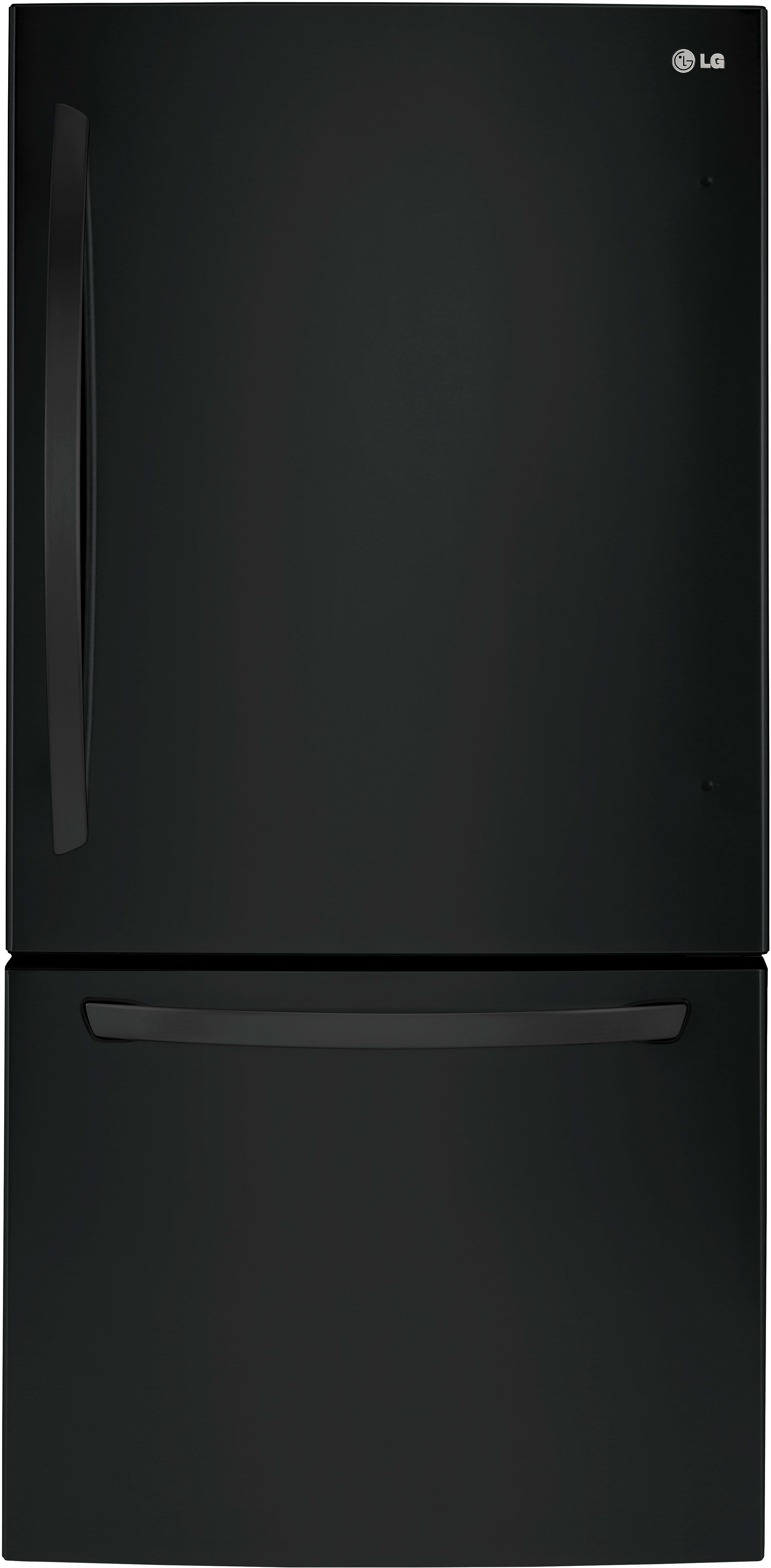 Lg ldcs24223s ldcs24223w ldcs24223b refrigerator review reviewed the lg ldcs24223b comes with a smooth black finish and will likely cost the same rubansaba