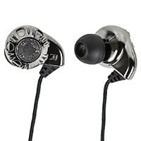 Monoprice 108320 MEP-933 Enhanced Bass Hi-Fi Noise Isolating  In ear Headphones