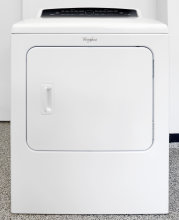 Whirlpool Cabrio WED7300DW Front