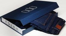 ODO Self-Cleaning Jeans