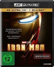 Iron Man 4K HDR Blu-ray