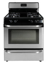 The Frigidaire FFGF3047LS gas range