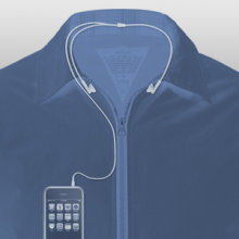 RFID Travel Vest—Personal Area Network