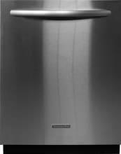 KitchenAid KDTE404DSS—Front