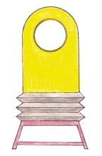 Popcorn Monsoon Concept Drawing