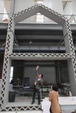 3D House Frame