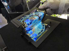 Bendable OLED Screen