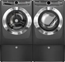 Electrolux EFLS617STT washer and EFME617STT dryer