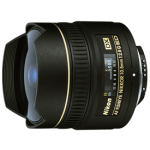 Nikon af dx fisheye nikkor 10.5mm f:2.8g ed