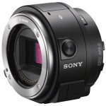 Sony dsc qx1 interchangeable lens style camera