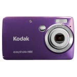 Kodak easyshare mini frontpurple