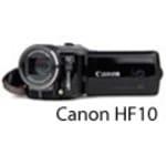 Canon hf10 vanity120