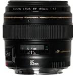 Canon ef 85mm f:1.8 usm