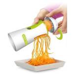 Spiralizer vegetable slicer