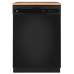 Kenmore 17159 black portable dishwasher