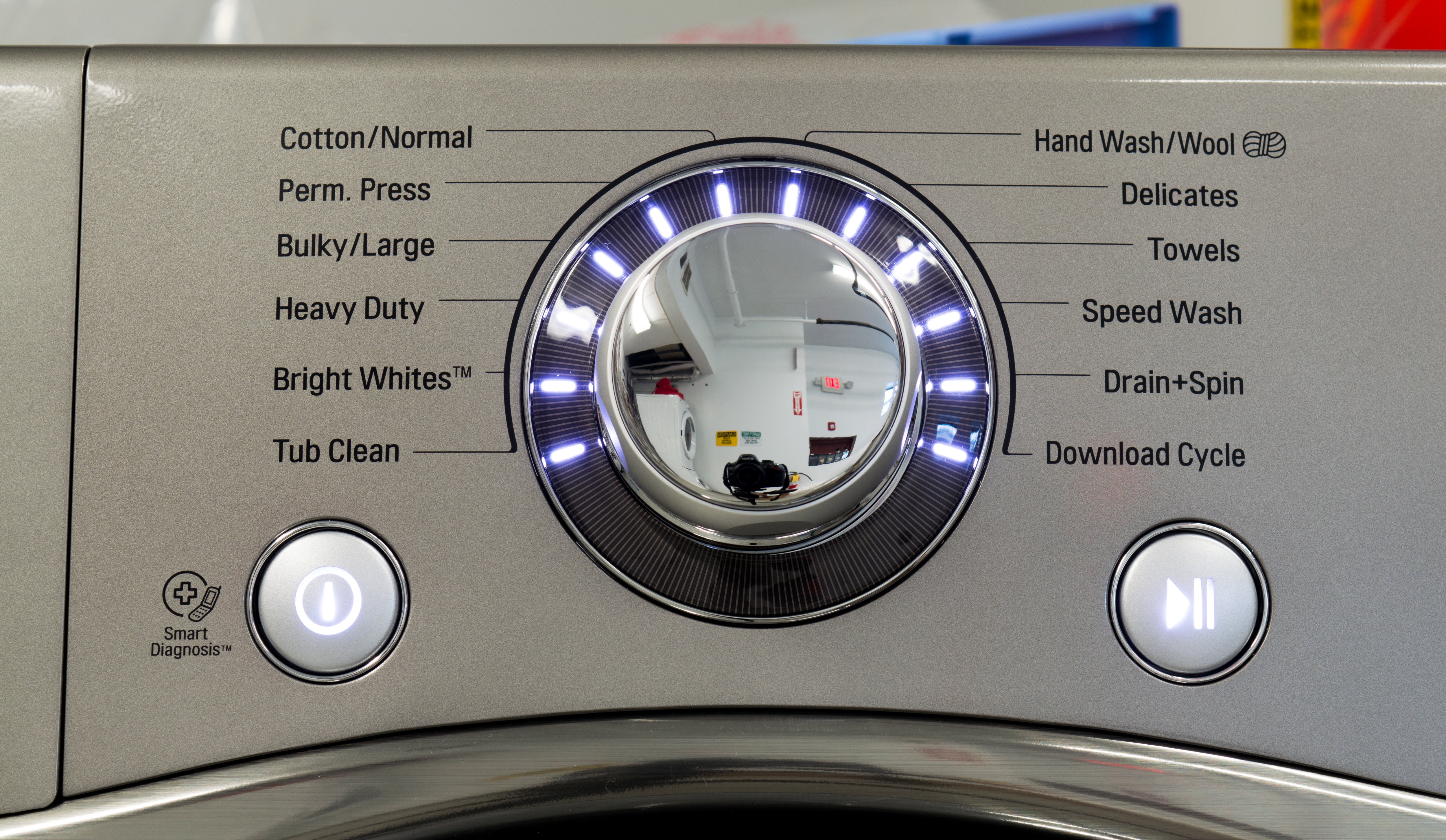 The WM3575CV has a cycle to address nearly every laundry situation.
