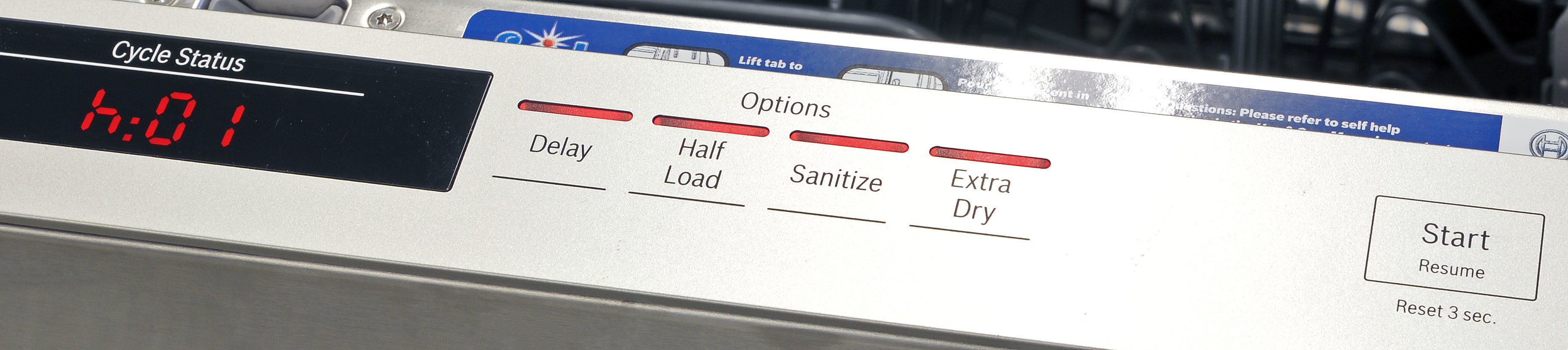 The 300 series also has four features. You can use Delay on anything, but the other three options only apply to Normal, Heavy, and Auto cycles.