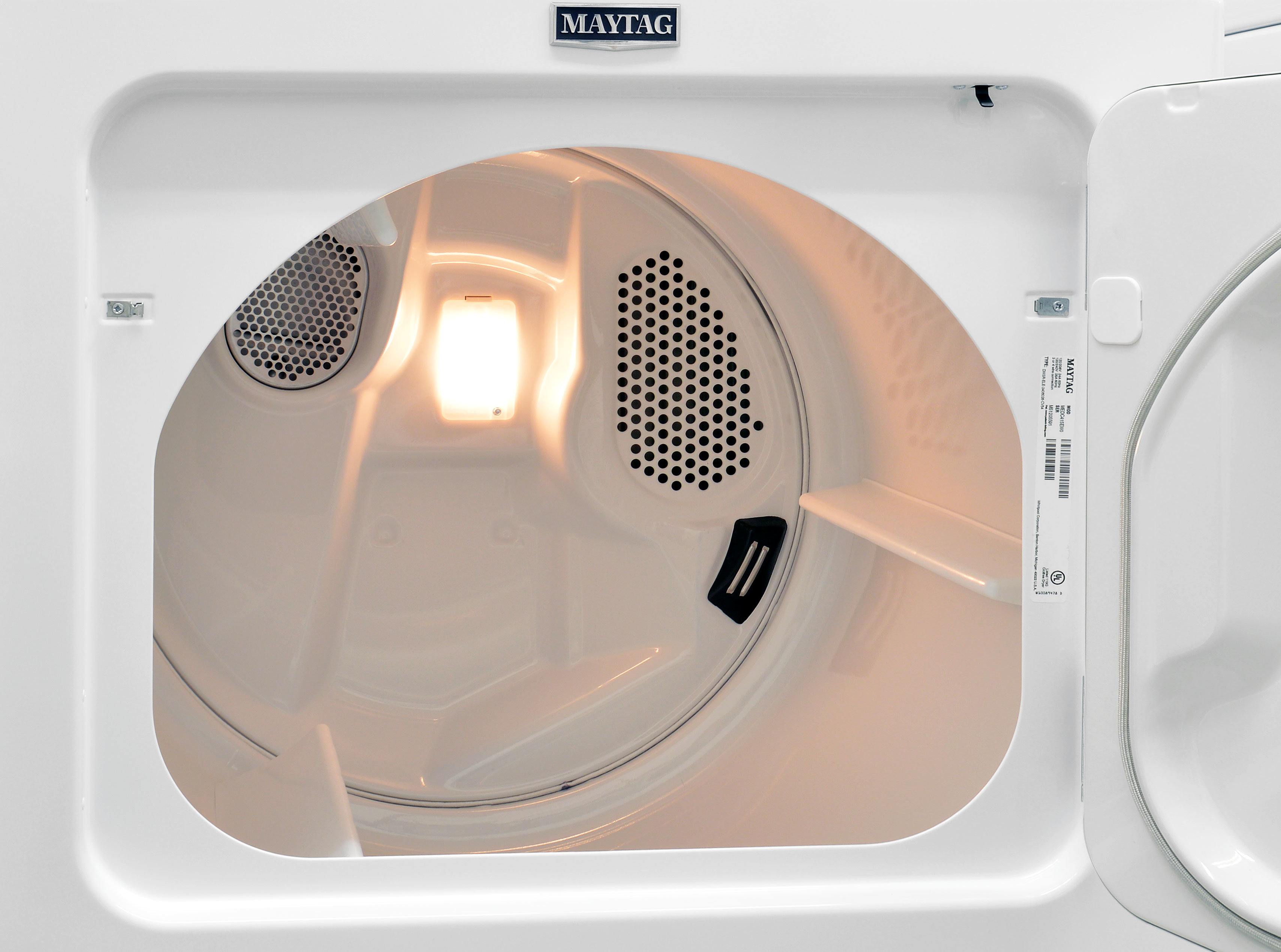 maytag centennial medc415ew dryer review laundry. Black Bedroom Furniture Sets. Home Design Ideas