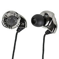 Monoprice 108320 MEP-933 Enhanced Bass Hi-Fi Noise Isolating  In ear Headphones