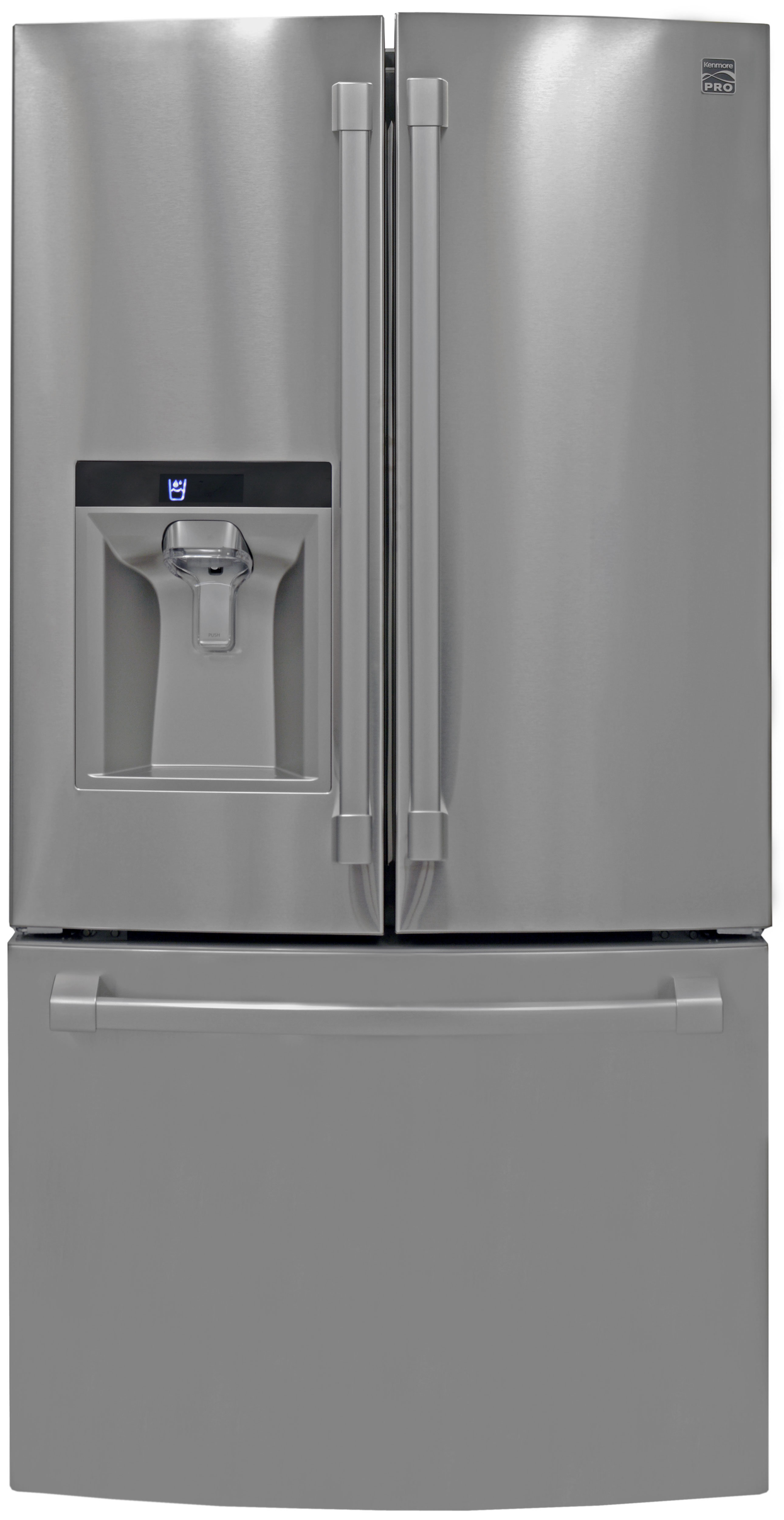 The simple, elegant Kenmore Pro 79993 will look classy in any kitchen.