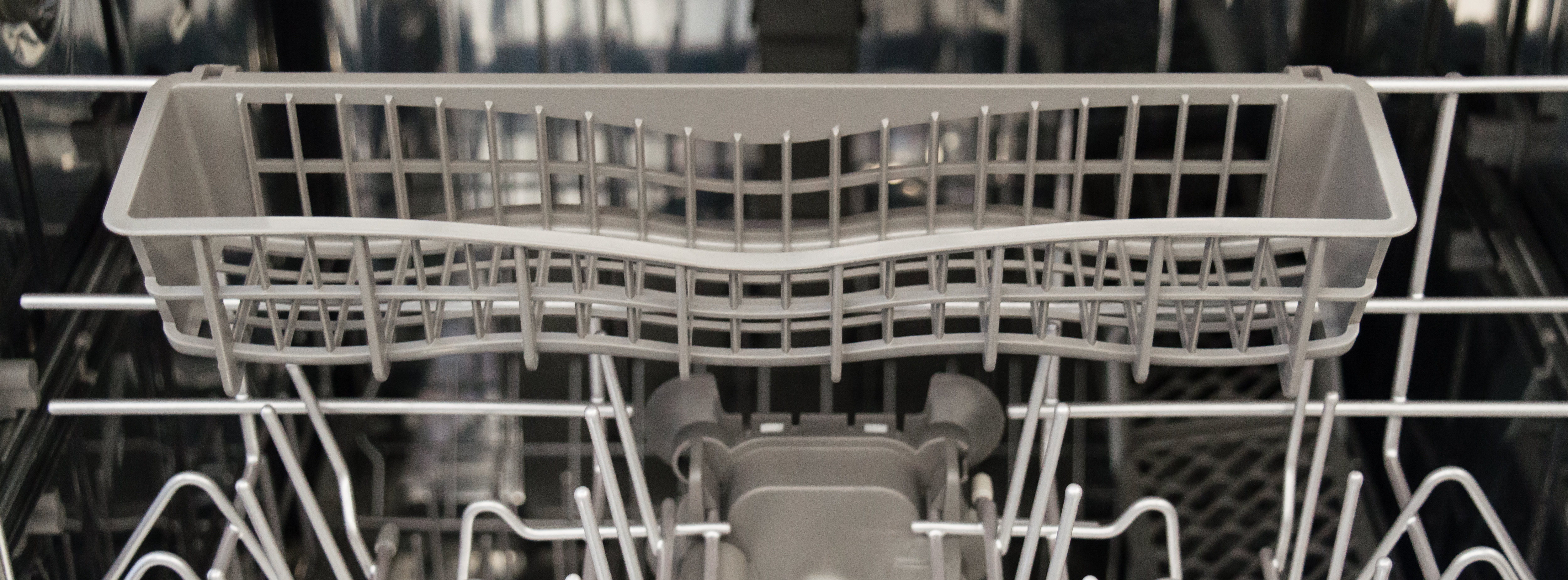 Extra narrow basket found on the upper rack