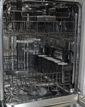 GE GDT580SMFES--Interior