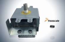 Magnetron and Freescale RF Transistor