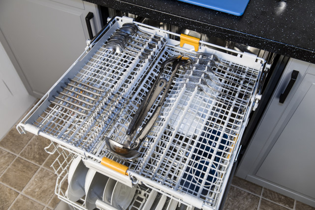 what is a third rack dishwasher? - reviewed dishwashers