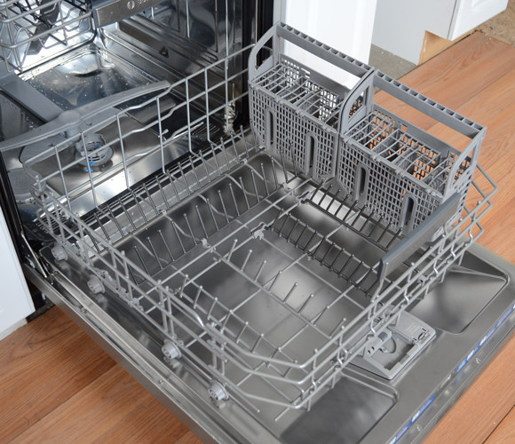 bosch dishwasher lower rack replacement