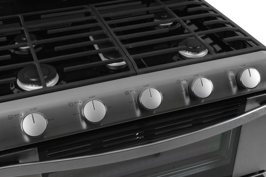 credit - Double Oven Gas Range