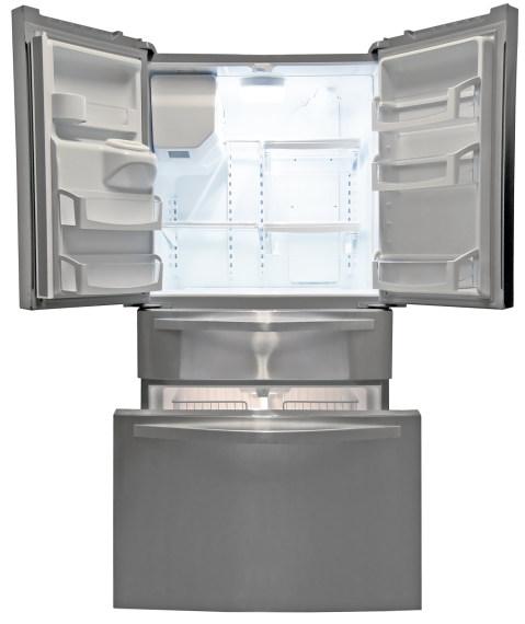 Whirlpool WRX735SDBM Refrigerator Review - Reviewed.com Refrigerators