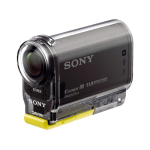 Sony action cam hdr as30v