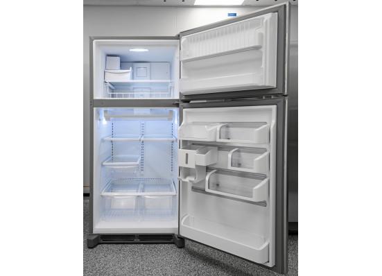 New Frigidaire Custom Flex Door Top Mount Refrigerators