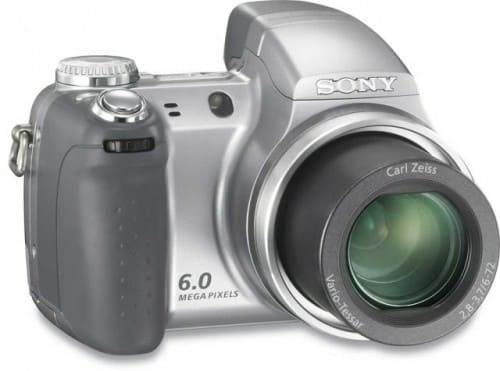 Product Image - Sony Cyber-shot DSC-H2