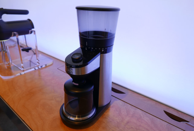 Oxo Barista Brain Conical Burr Grinder With Integrated Scale