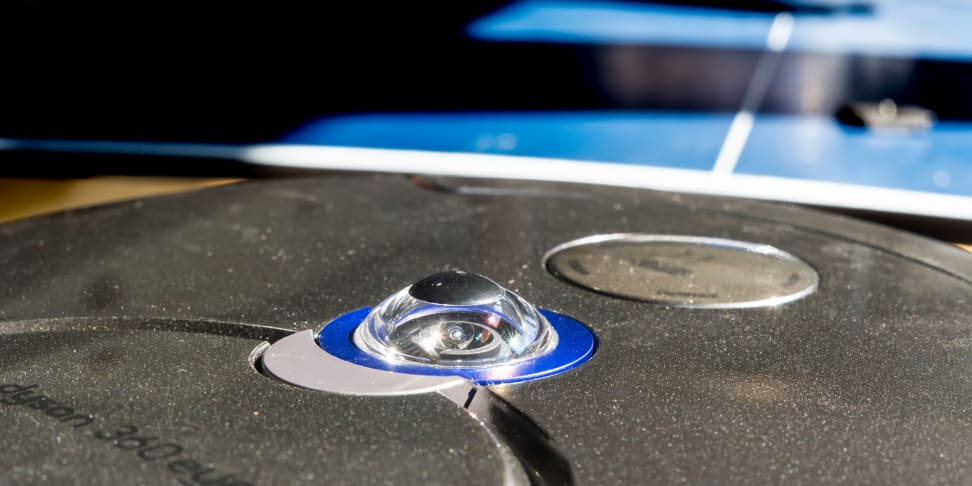 Dyson 360 Eye Robot Vacuum Cleaner Review Reviewed Com